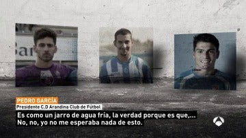Detenidos tres jugadores de la Arandina por una presunta agresión sexual a una menor