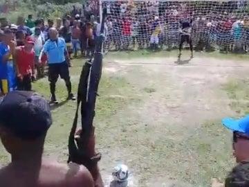 ¿El penalti más peligroso de la historia?