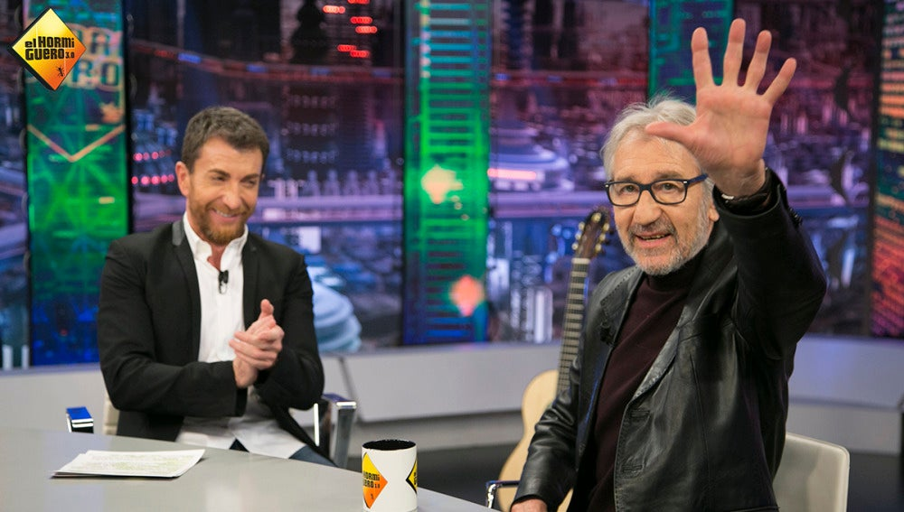 Pablo Motos desvela la sorprendente edad de José Sacristán