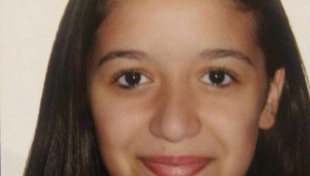 María, la menor de 14 años desaparecida en Barcelona