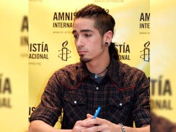Rodrigo Lanza, acusado de matar a un hombre en Zaragoza por llevar tirantes de España