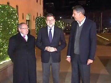 """Rajoy pide que no """"se castigue ni boicotee"""" a las empresas catalanas"""