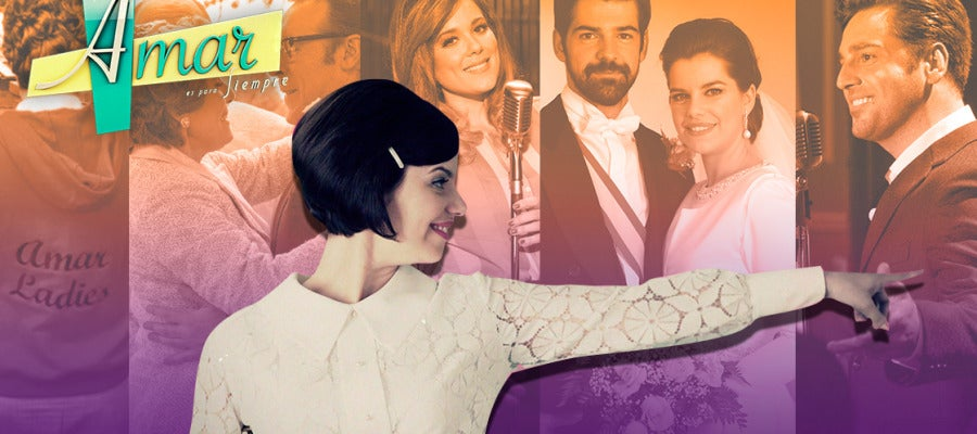 Antena 3 tv doce meses de recuerdos inolvidables en - Antena 3 tv series amar es para siempre ...