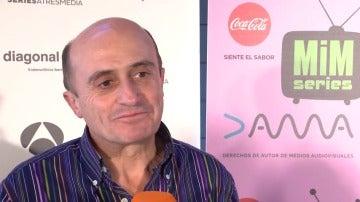 """Pepe Viyuela: """"'Matadero' va a marcar un antes y un después en la ficción española"""""""