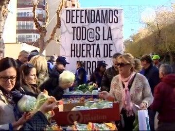 Regantes de Murcia exigen una solución frente a la sequía