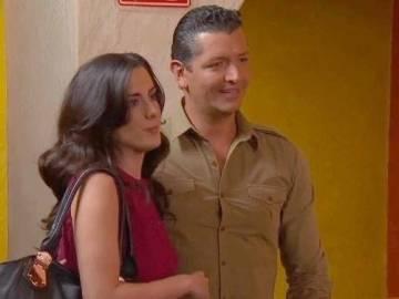 Carlos Peniche en la telenovela 'Lo que callamos las mujeres'