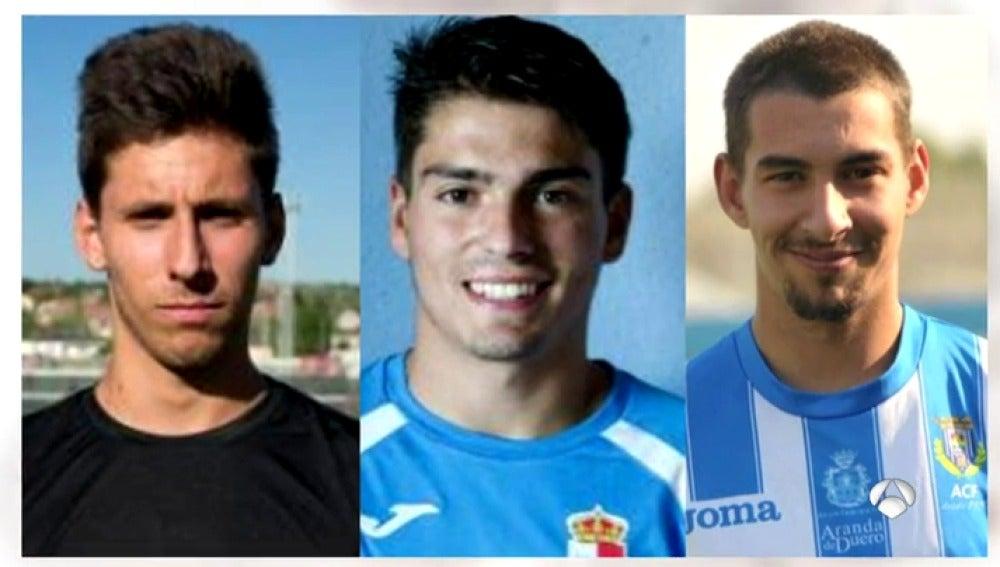 Los tres jugadores de la Aranadina acusados de presuntos abusos sexuales a una menor