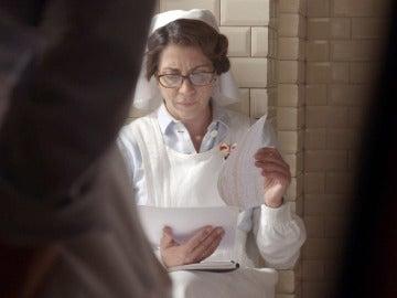 Los actores aportan su toque personal a los guiones de 'Tiempos de Guerra'