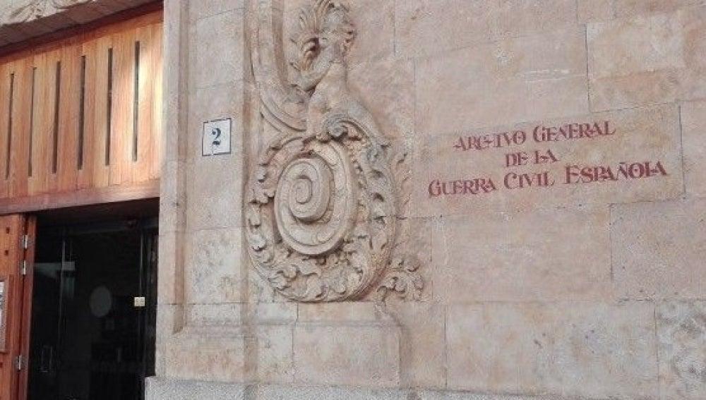 Archivo General de la Guerra Civil de Salamanca