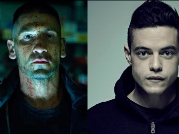 'The Punisher' y 'Mr Robot'