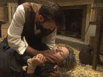 Venancia pierde la vida en manos de Severo, ¿cómo encontrará al pequeño?