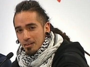 Rodrigo Lanza en una imagen de archivo