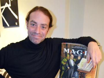 Xuxo Ruiz, el maestro que enseña con magia