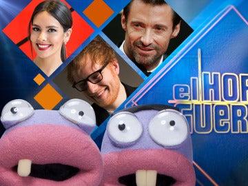 Ed Sheeran, Cristina Pedroche y Hugh Jackman se divertirán la próxima semana en 'El Hormiguero 3.0'