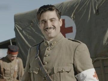 ¿Cuáles son los apodos de Álex Gadea y Álex García en 'Tiempos de Guerra'?