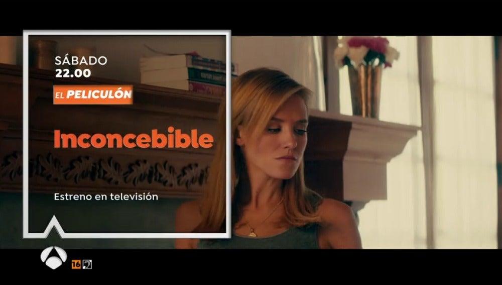 El Peliculón estrena 'Inconcebible'