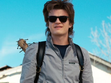 Joe Keery en 'Stranger Things'