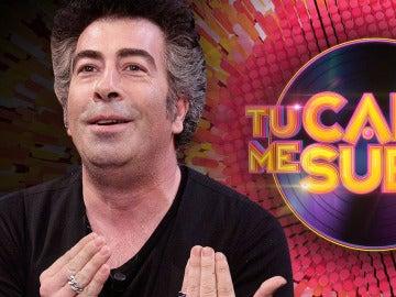 Agustín Jiménez, con ganas de repetir en 'Tu cara me suena' dentro del 'Concierto de Año Nuevo'
