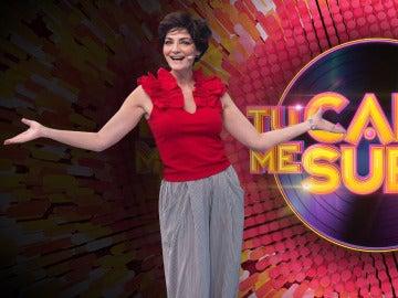 Olga Hueso, un estreno muy esperado en el 'Concierto de Año Nuevo' en 'Tu cara me suena'