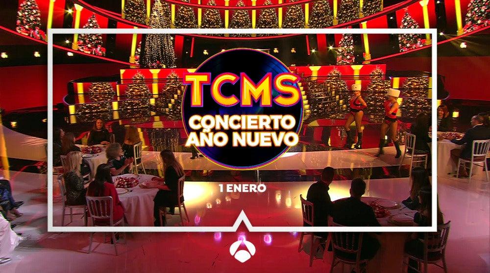 El 1 de enero, 'Concierto de Año Nuevo' de 'Tu cara me suena' en Antena 3