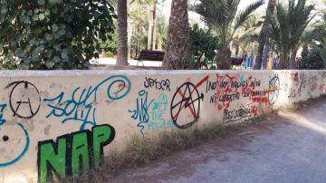'Respeta Valencia': la nueva campaña para acabar con los los daños por vandalismo