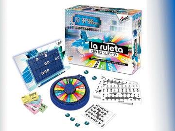 Participa en el sorteo y consigue uno de los tres juegos de 'La ruleta de la suerte' que sorteamos