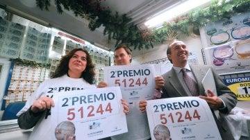 Los propietarios de la administración número 27