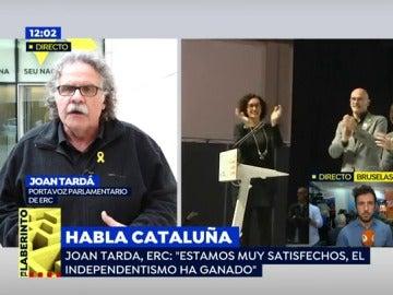 Joan Tardà en Espejo Público