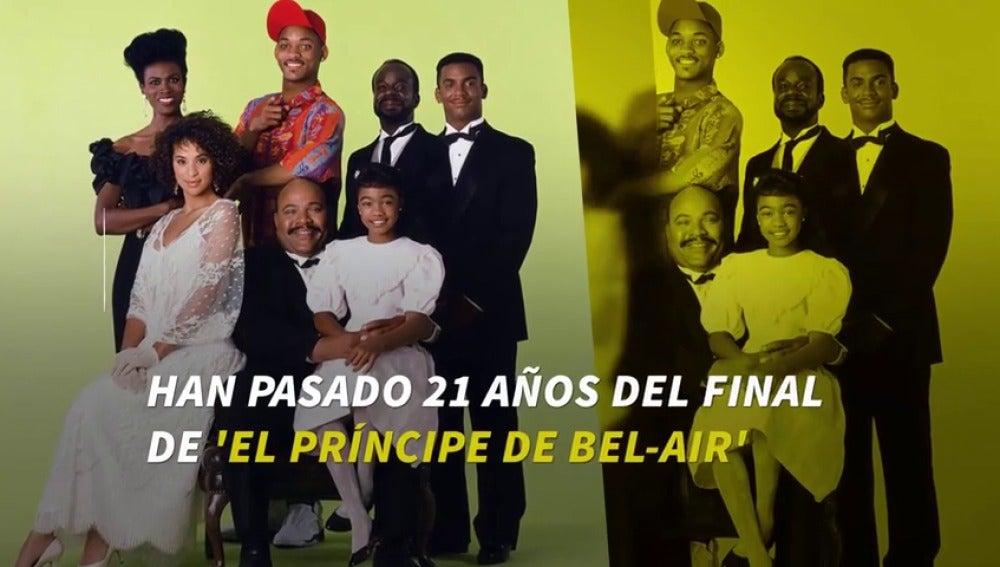 ¿Qué ha sido de los actores de 'El Príncipe de Bel-Air'?