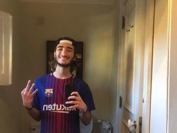 El hijo de Jose Mourinho