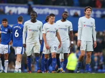 El Chelsea no puede con el Everton