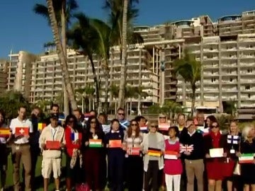 Un hotel con 25 nacionalidades trabajando mano a mano