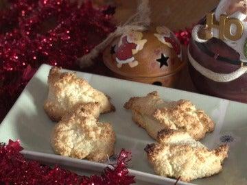 Almendraditos de Navidad, recetaza rica rica.