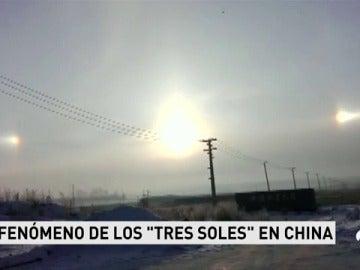 TRES SOLES CHINA