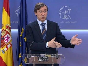 """El PP ve un """"error"""" que Arrimadas """"tire la toalla"""" y renuncie a formar Gobierno en Cataluña"""