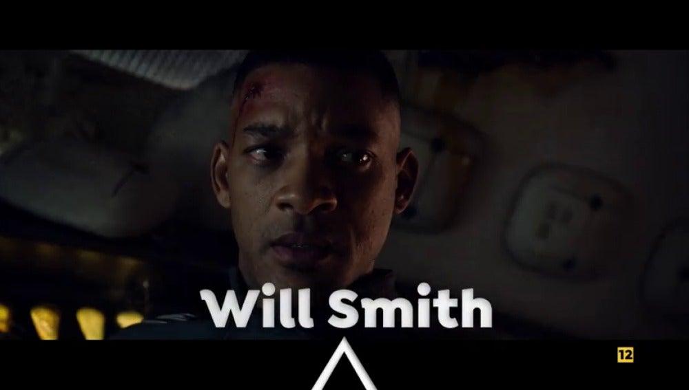 Will Smith protagoniza 'After Earth' en Antena 3