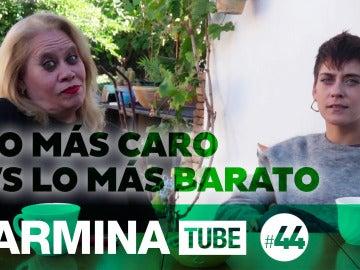 CarminaTube - LO MÁS CARO VS LO MÁS BARATO