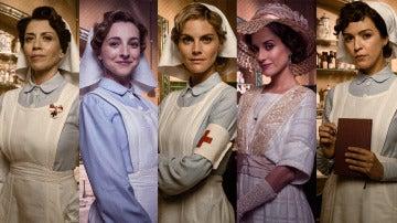 ¿Cuál es tu personaje femenino favorito de 'Tiempos de Guerra'?