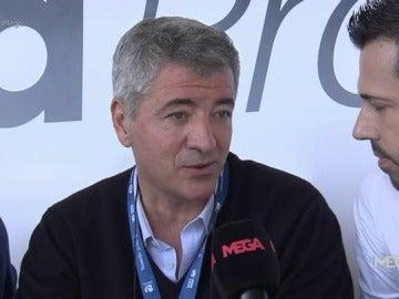 Gil Marín confirma la salida de Vietto y niega la marcha de Carrasco y Griezmann en enero