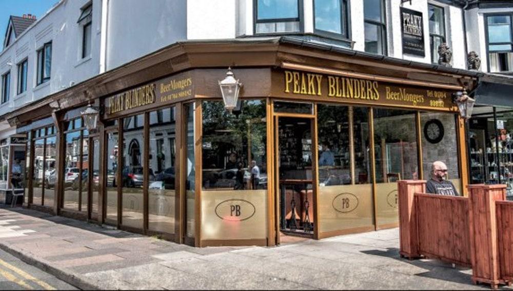 The Peaky Blinders Bar