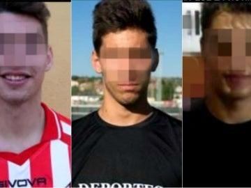 Los jugadores de la Arandina acusados de presunta agresión sexual