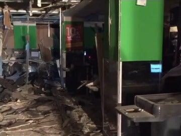 """Putin asegura que la explosión que dejó 13 heridos en un supermercado en San Petersburgo fue un """"atentado terrorista"""""""