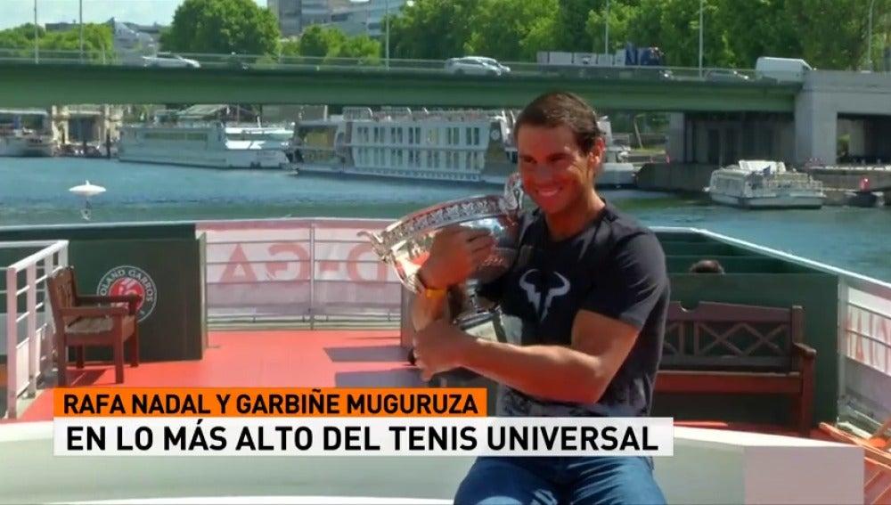 El tenis español: uno de los grandes protagonistas de los deportes en 2017