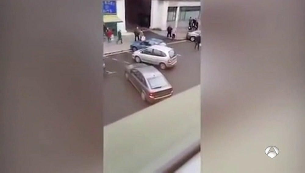 El vídeo de un aparcamiento fallido recibe más de un millón de visitas en cuatro días