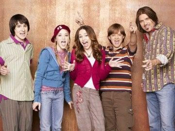 Actores 'Hannah Montana'