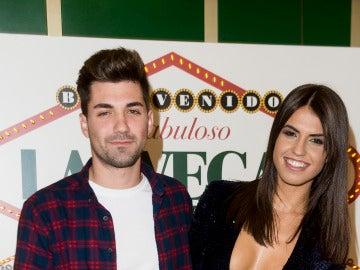Sofía Suecun y Alejandro Albalá