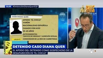 Antena 3 tv el perfil del sospechoso de la desaparici n for Espejo publico diana quer