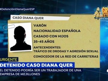 Antena 3 tv el sospechoso por la desaparici n de diana for Espejo publico diana quer