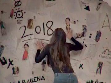 Cristina Pedroche en su tercer vídeo previo a las Campanadas