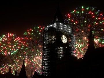 Nochevieja en Reino Unido